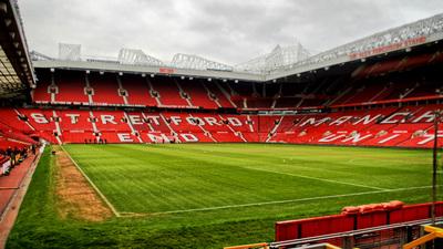 Old trafford stadium manchester united